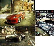 Playstation 2 NEED FOR SPEED MOST WANTED DEUTSCH GuterZust.