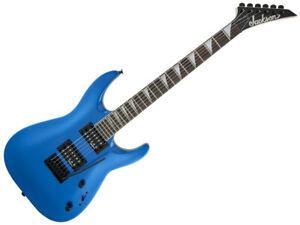 JACKSON JS22 DINKY DKA ARCHTOP BLU chitarra elettrica HH , NUOVA