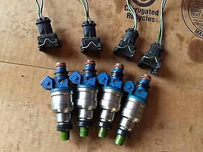 275cc Fuel injectors High Impedance Honda Upgrade Eclipse Integra Miata