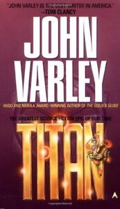 Complete-Set-Series-Lot-of-3-Gaea-Trilogy-books-by-John-Varley-Titan-Demon