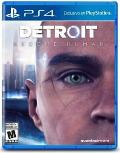 Detroit-devenir-humain-PS4-Sony-PlayStation-4-2018-Brand-New-REGION-FREE