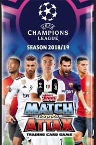 Champions League 18 19 2018 2019 2018 19 match attax limited ... 19aa9c82b