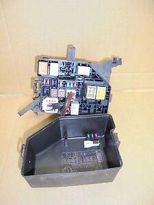 toyota yaris 2004 1 0 vvti external engine bay fuse box ebay