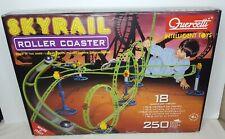 Quercetti Skyrail Marble Run Roller Coaster 250-pc Set 100031B 6435/_