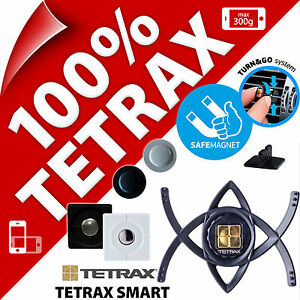 Tetrax-Smart-Air-Vent-Magnetic-Car-Dash-Holder-for-iPhone-6-7-8-X-Galaxy-S5-S6