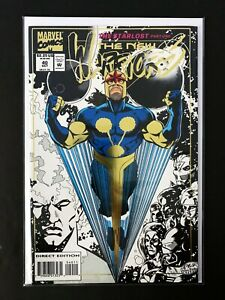 THE-NEW-WARRIORS-40-MARVEL-COMICS-1993-VF-NM