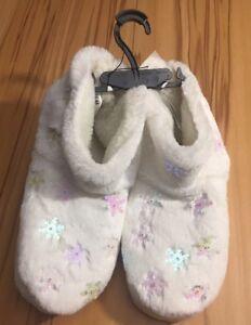 separation shoes 7450d ea455 Details zu Warme Hüttenschuhe Hausschuhe Damen Winter Pantoffeln Puschen  Haus Stiefel 38/39
