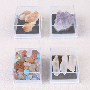 Natural-Stones-Raw-Rose-Quartz-Crystal-Rocks-Mineral-DIY-Specimen-Collectibles