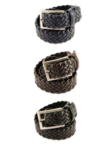 PAOLO DA PONTE Cintura Intrecciata TI096 Made in Italy MainApps