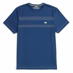 c62f6e5d $40 NEW MENS TOMMY HILFIGER ATHLETIC SPORT T-SHIRT TEE LIMOGES BLUE ...