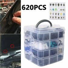 24 Kinds 620 Pcsset Plastic Auto Fasteners Car Bumper Fender Repair Parts Clips Fits 1999 Jeep Wrangler