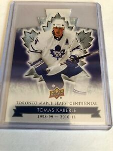 Tomas-Kaberle-2017-UD-Toronto-Maple-Leafs-Centennial-Die-Cut-97-SP