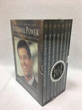 Anthony Tony Robbins Personal Power Classic Edition 7 CD Box Set NEW & Sealed