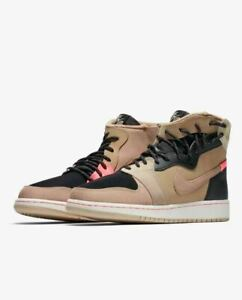 new arrival 1e386 25df3 Details about Nike WOMEN'S Air Jordan 1 Rebel XX Utility Pack SIZE 6.5  BRAND NEW AJ1 3M PINK