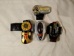 Power Rangers Time Force Morpher plus 3 more See photos for condition