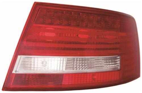 Audi A6 2004-2008 Saloon LED Rear Tail Light Lamp O//S Drivers Right
