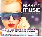 Fashion Music The Lounge Edition 3596972801525 CD