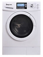 Magic Chef Mcscwd20w3 2.0 Cu Ft Combo Washer Dryer Ventless 115 Volts on sale