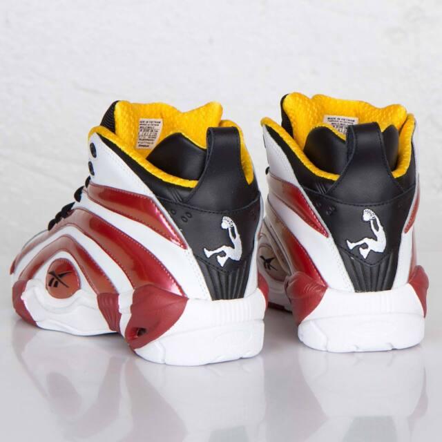 d96870b1e5b561 NEW~Reebok SHAQNOSIS OG SHAQUILLE O NEAL CLASSIC Basketball Attaq Shoe~Men  sz