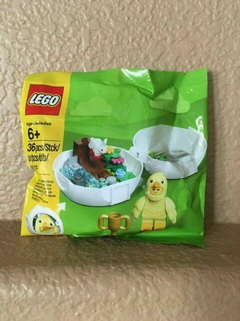 Easter Chicken Skater Pod Limited Edition Sealed Lego 853958