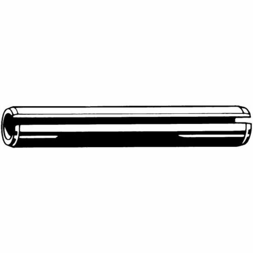 51428060040 Serrage plumes sévère exécution acier inoxydable a2 6x40mm DIN 1481 100stk