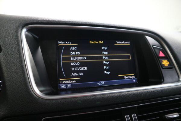 Audi Q5 3,0 TDi 245 quattro S-tr. billede 9