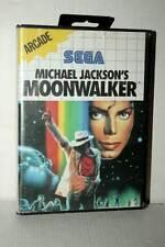 MICHAEL JACKSON'S MOONWALKER USATO SEGA MASTER SYSTEM EDIZIONE ITA PAL FR1 43907