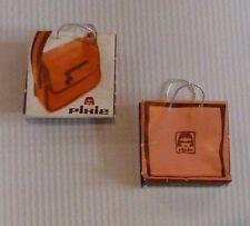 American Girl AG Mini's Illuma Room Petite Boutique Shop Fixtures Shopping Bags
