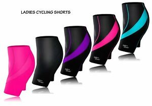Women-Cycling-Tights-Shorts-Padded-Ladies-Leggings-Cool-Max-Anti-Bac-Pad