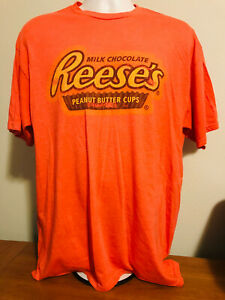 VINTAGE REESE/'S PEANUT BUTTER CUPS T SHIRT XL