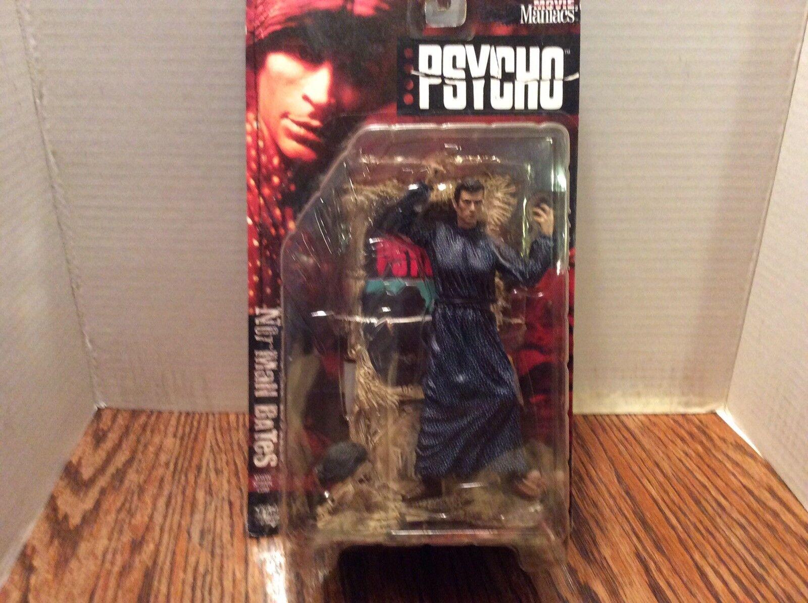 McFarlane Toys Norman Bates Psycho Series 2 Action Figure