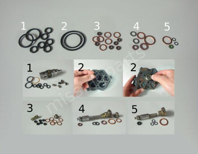 0438100060 Mengenteiler AUDI 80//100//5000 Reparatursatz Fuel Distributor Repair