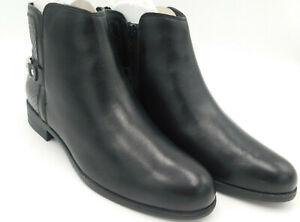 Details zu KIOMI Damen Ankle Boot schwarz,Gr.42