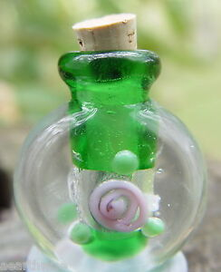 WITCHES' BOTTLE Wicca Witch Pagan Goth Herbs APOTHECARY BOTTLE