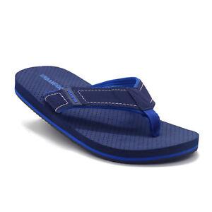 fb804d6730a3e Men Beach Pool Flip Flops 2018 Summer Casual Outdoor Sandals Home ...