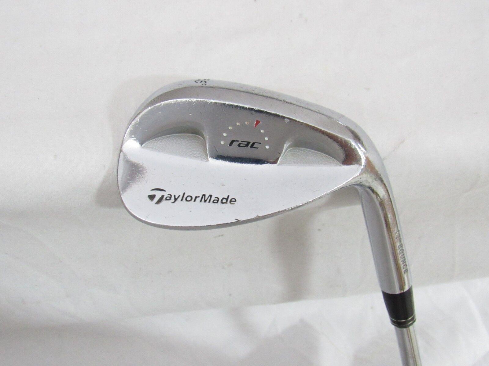 Utiliza la  mano derecha Taylormade Rac 56  Sand Wedge Taylormade Cuña de Acero Flexión s w-Flex  edición limitada en caliente