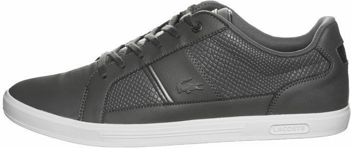LACOSTE EUROPA 417 SPM DK GRY 7-34SPM0044248 Hommes Chaussures