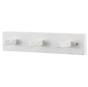Ikea Kubbis Halter Mit 3 Haken Aufhänger Wand Haken Kleiderhaken