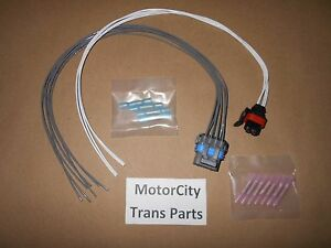 4l60e wiring harness removal neutral switch wire harness repair kit 4l60e 4l80e prndl ... 4l60e wiring harness repair #15