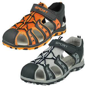 Boys Jcdees Casual Sporty Sandals *n0040* Boys' Shoes