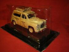 1/43 Renault Colorale Savane 4x4 1950 57 Taxi Tamanrasset Algeria 1955 Die Cast