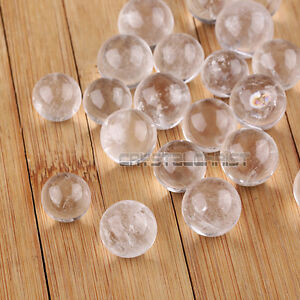 100g-About-Lot-of-Small-Natural-Clear-Quartz-Crystal-Sphere-Ball-China-13mm-16mm