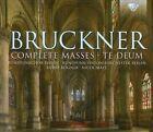 Bruckner: Complete Masses; Te Deum (CD, May-2013, 3 Discs, Brilliant Classics)