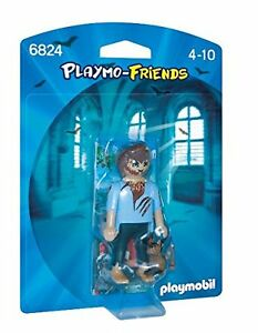 Playmobil-6824-Hombre-lobo-Playmo-Friends