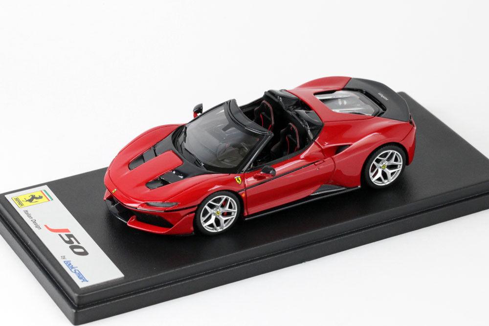 LS485A LOOKSMART 1 43 Ferrari J50 RED