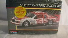 Motorcraft #15 Nascar Ricky Rudd 124 Scale Model Kit #2723 By Monogram 1986  md3