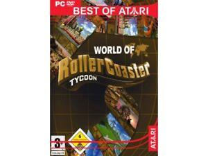 World of Rollercoaster Tycoon [Best of Atari] - AKZEPTABEL - Wesel, NRW, Deutschland - World of Rollercoaster Tycoon [Best of Atari] - AKZEPTABEL - Wesel, NRW, Deutschland