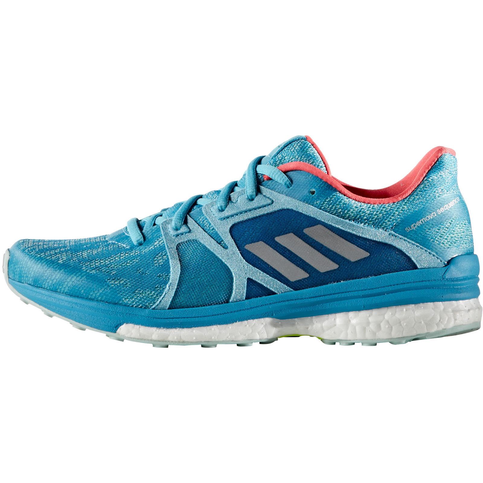 Nuove Nuove Nuove adidas supernova sequenza 9 donne scarpe da corsa aq3553 blu   sil sz 5,5 | Materiali Di Alta Qualità  | Maschio/Ragazze Scarpa  c12ab6
