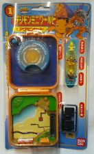 Rare Japan 1999 Bandai Digimon Battle Mini World 03 Portable 1 Figure Playset JP
