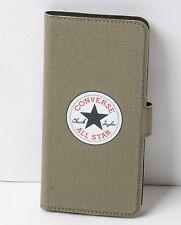 Converse Canvas Booklet Wallet for iphone 6 Plus (Surplus Green)